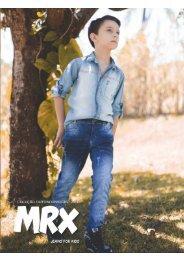 Catálogo Inverno MRX JEANS 2018