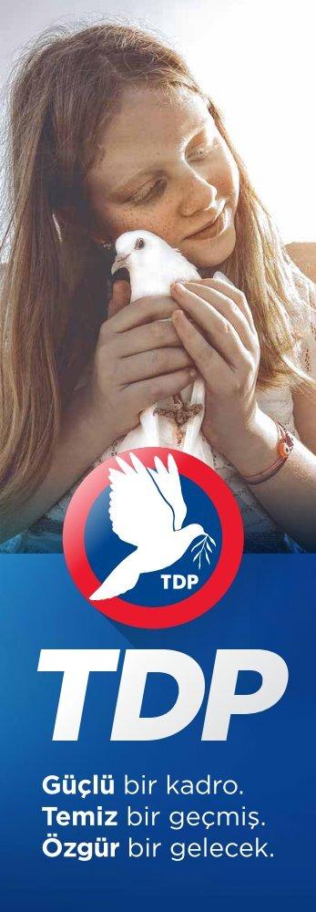 tdp seçim 2018 - broşür XXX baski digital flipbook