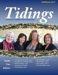 Winter Tidings 2017