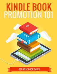 Kindle Book Guide - What is a Kindle Book