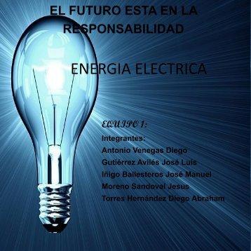 REVISTA SOBRE CONSUMO RESPONSABLE DE LA ENERGÍA ELÉCTRICA
