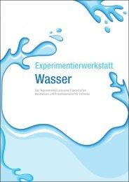 Experimentierwerkstatt Wasser_Auszug Flipbook