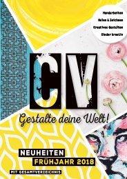 Christophorus Verlag Neuheiten Frühjahr 2018