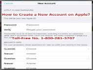 1-888-208-8522 How To Create a New Apple ID on iPhone or iPad?