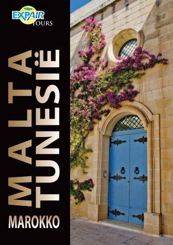 2018 Malta - Tunesië - Marokko