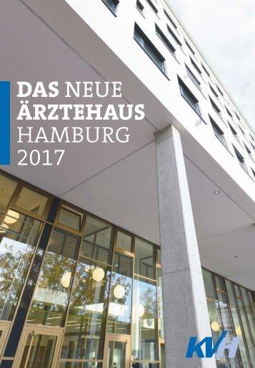 """KVH Journal 12/2017 Beilage """"Das neue Ärztehaus"""""""