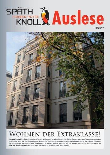 Späth-Auslese – Ausgabe 3/2017