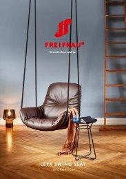 FREIFRAU SITZMÖBELMANUFAKTUR - LEYA SWING SEAT