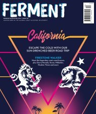 Ferment Issue 20 // Christmas in California