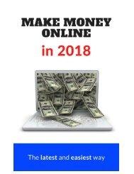 Make Money Online In 2018
