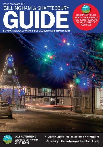 Gillingham & Shaftesbury Guide December