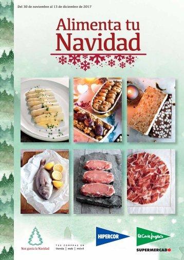 Hipercor supermercado ofertas hasta 13 de diciembre 2017