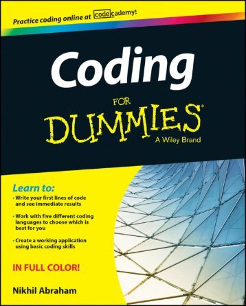 Coding For Dummies - Abraham, Nikhil