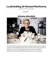 Les Inrocks - Simone Pheulpin
