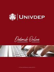 Doctorado Online en Desarrollo de la Educación UNIVDEP