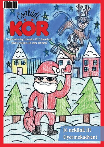 Családi Kör, 2017. december 7.