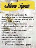 REVISTA DA UNIDADE FILHAS DO REI - DEZEMBRO 2017 - Page 4