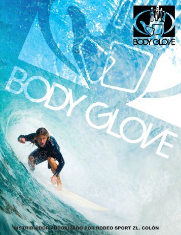 CATALOGO BODY GLOVE 2017-LOW