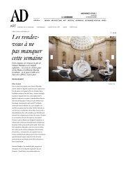 AD Magazine - Simone Pheulpin