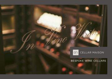 Cellar Maison Bespoke Wine Cellar Portfolio