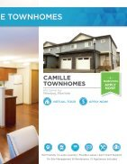 CAMILLE TOWNHOMES |Winnipeg, MB - Page 3