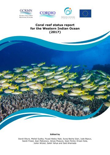 GCRMN_COI_2017-Western Indian Ocean Reef Status