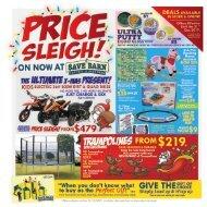 December Mailer 2017 - Price Sleigh