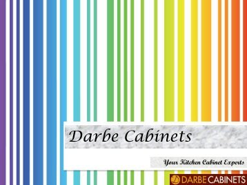 Kitchen Renovations Melbourne | Darbe Cabinets