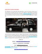 Celebrate Christmas in Lake City with Shreeji Taxi Service - Page 3