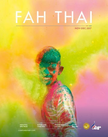 Fah Thai Magazine Nov/Dec 2017