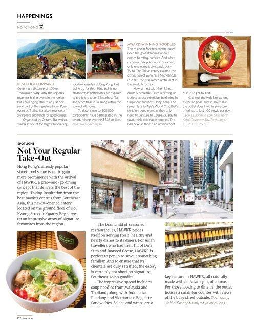 Fah Thai Magazine Nov/Dec 2017