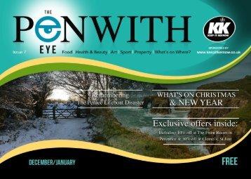 Penwith Eye December / January