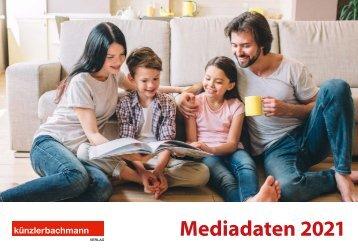 Mediadaten KünzlerBachmann Verlag 2018