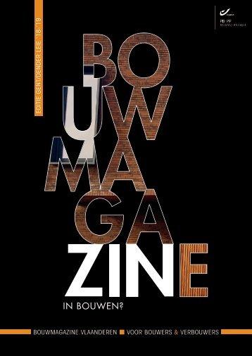 BouwMagazine GENT_DENDER_LEIE 2017-2018