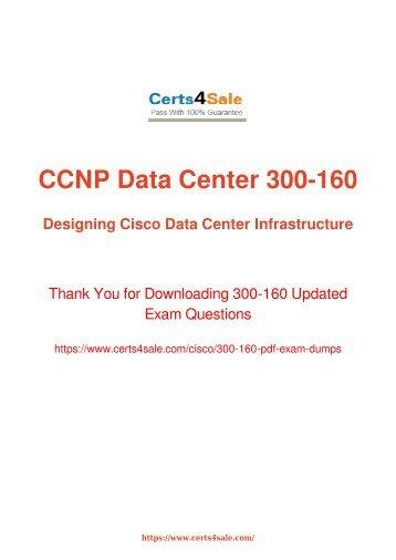 [2017] 300-160 Exam Material - Cisco 300-160 Dumps