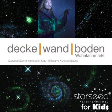 Starseed Classic for Kids Sternenhimmel