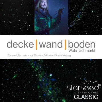 Starseed Classic Sternenhimmel