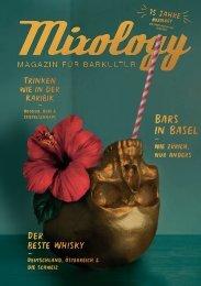 Mixology - Magazin für Barkultur 6-17