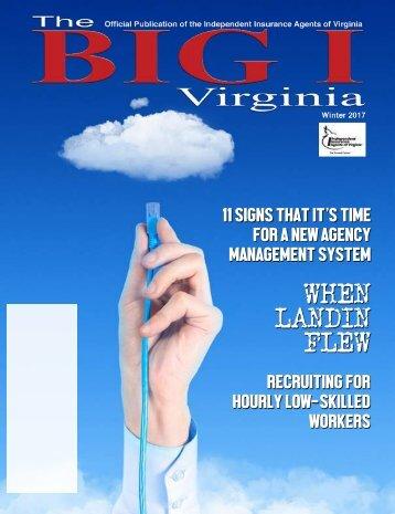 The Big I Virginia Winter 2017