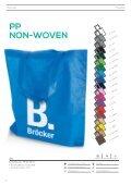 Werbetaschen, Taschen aus Baumwolle, Non Woven, Woven und Recycling-Material - Seite 2