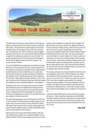 Wisemans Ferry Article