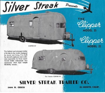 Silver Streak - The Clipper