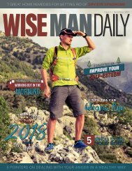 Wise Man Daily December 2017