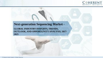 Next-generation Sequencing Market – Global Industry Insights, Analysis and Forecast 2017-2024