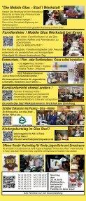 Glas Stadl - Die Glas Fusing Manufaktur in Oberrieden bei Altdorf / Bayern - Seite 3