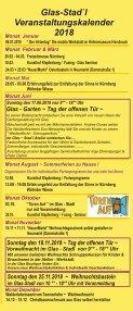 Glas Stadl - Die Glas Fusing Manufaktur in Oberrieden bei Altdorf / Bayern - Seite 4
