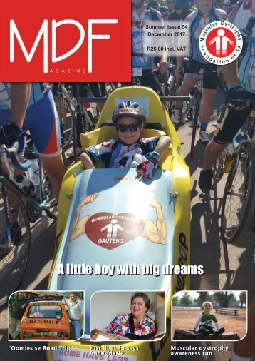MDF Magazine  Issue 54 December 2017