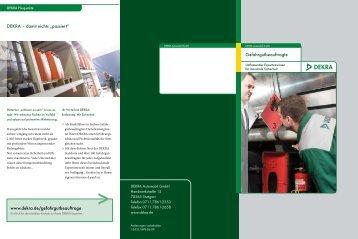 Antwortfax Fax: (089)89924-150 Sachverstand, Kompetenz und ...