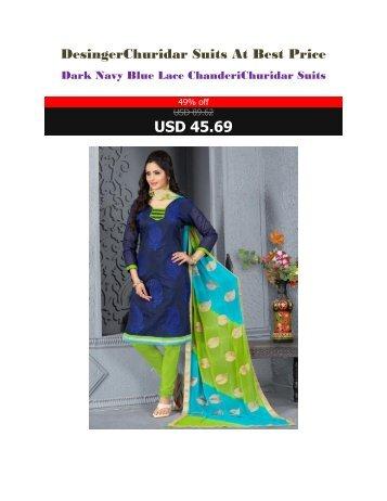 Desinger_Churidar_Suits_At_Best_Price