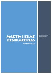 Martin Helme Eesti Meedias